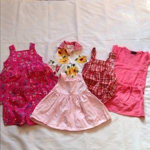 *HOST PICK* Baby Girl Size 18M Summer Bundle
